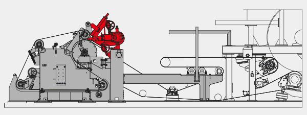 2ª fase: instalação do Formador mantendo a Caixa de Entrada